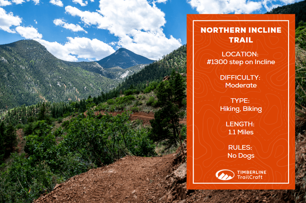 Northern Incline Trail Stats