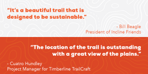 Incline Friends & TrailCraft Quotes